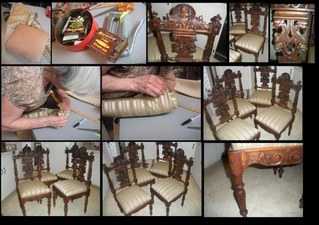 Joan chairs