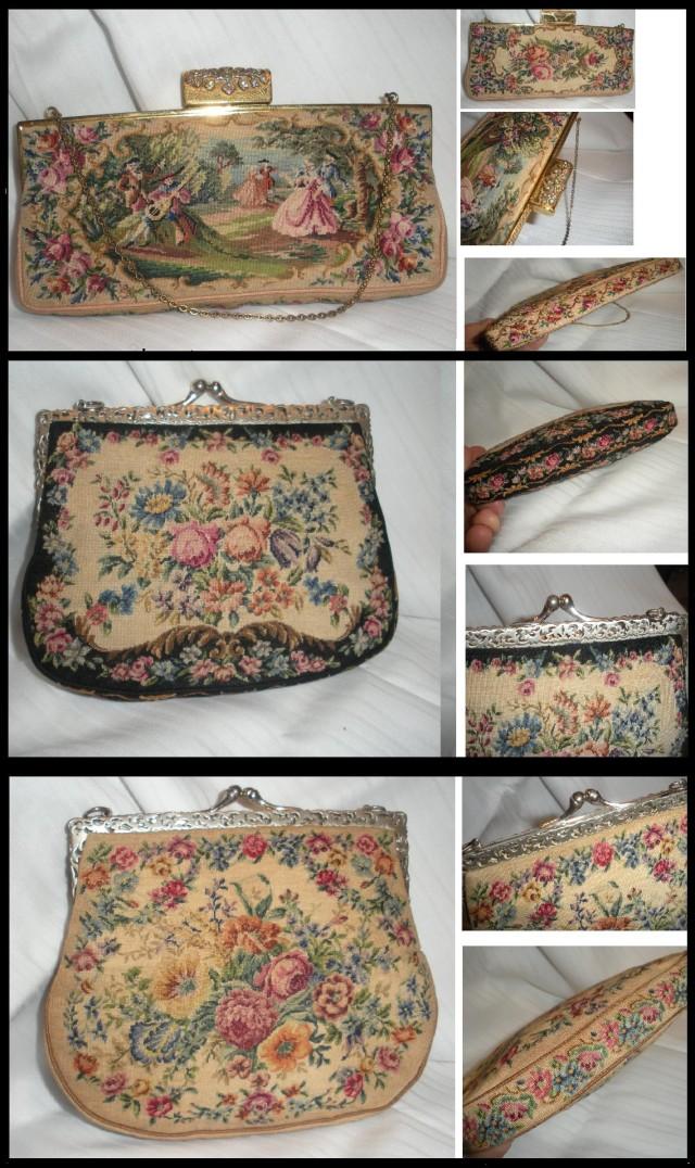 Petit point purse 3