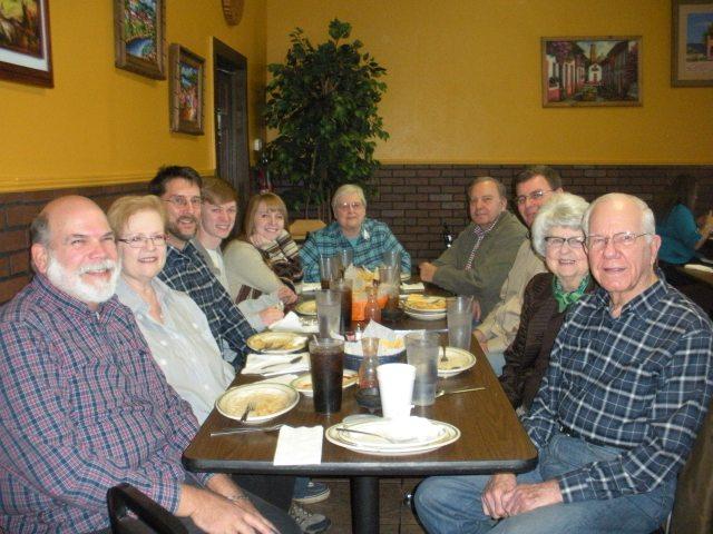 jim, Carol, John Jackson, Addie, Glenda, Herman, Ken, Anne, and Ben