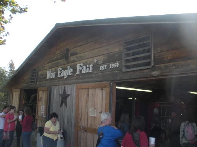 War Eagle, apple pecan, Oct 20th 077
