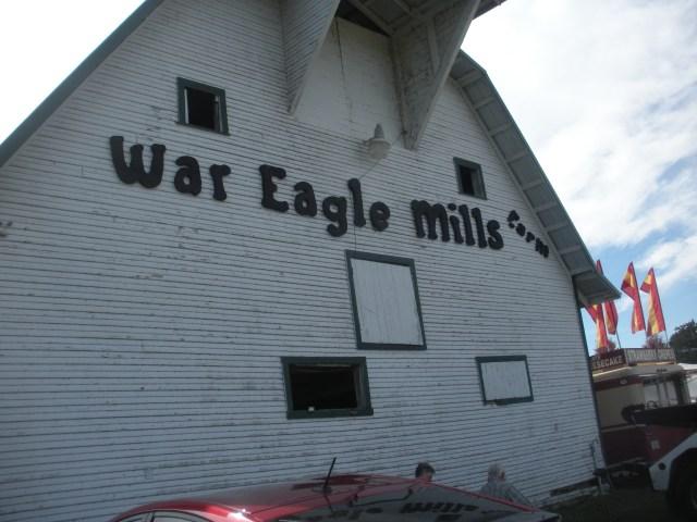 War Eagle, apple pecan, Oct 20th 083