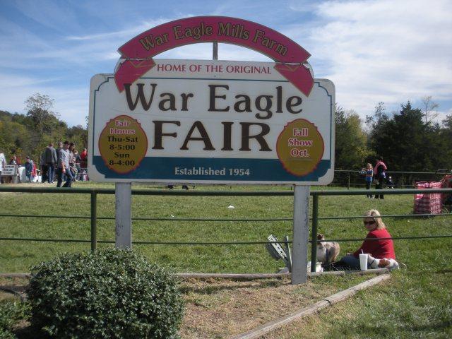 War Eagle, apple pecan, Oct 20th 084