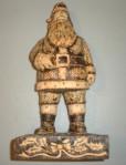 wood santa 005