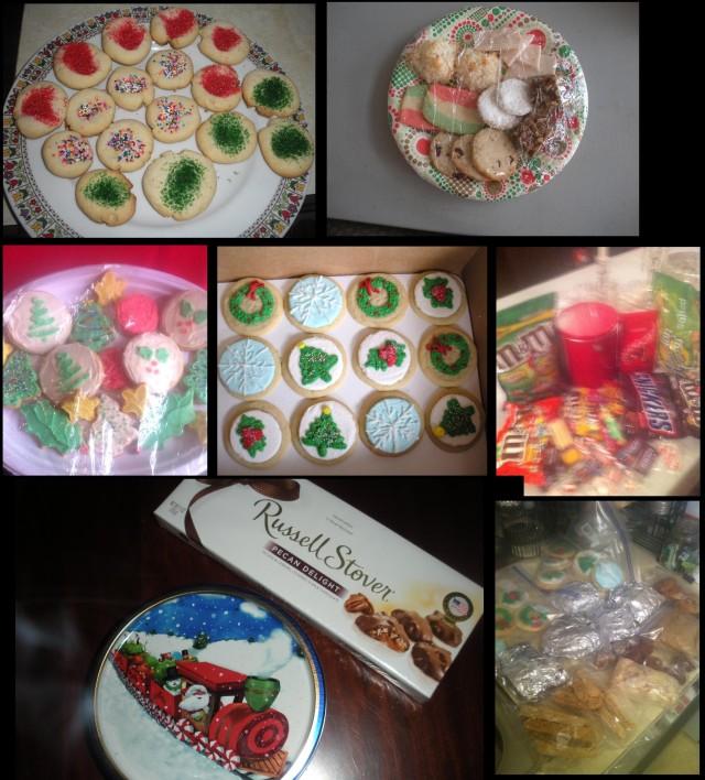 christmas food eats