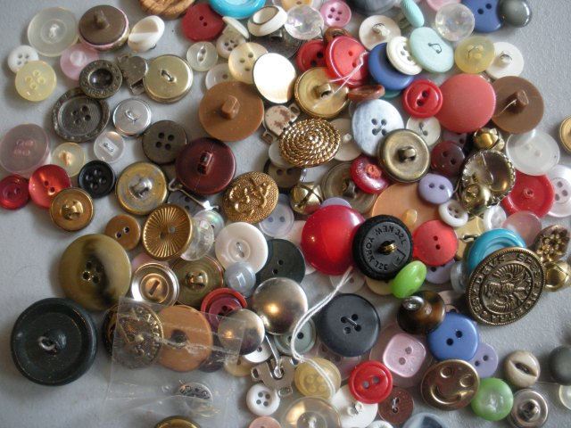 Alice's buttons
