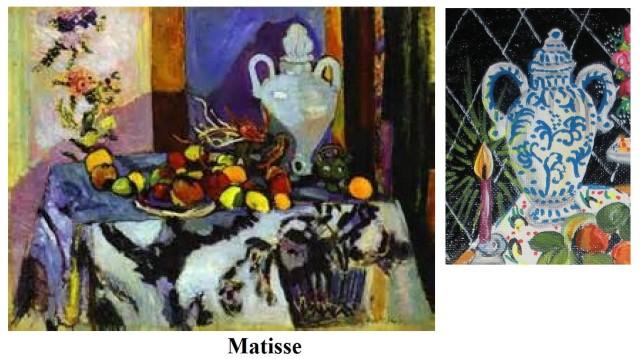 Matisse B 8