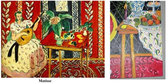 Matisse B 9