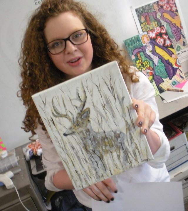 Rabbitt Matisse Watercolors 022