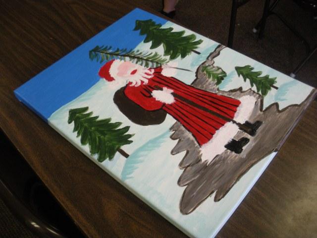 Rabbitt Matisse Watercolors 033