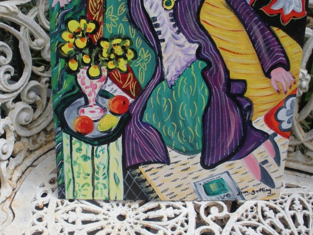 yard Matisse 009