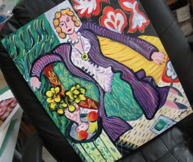 yard Matisse 012