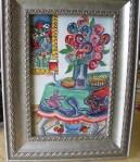 turtles watercolor paintings 024