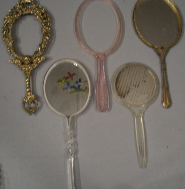 purse mirrors flowers 077