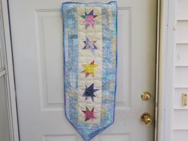 Back Door Quilted Banner Jim Gatling S Crazy Creative Life